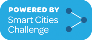 Powered by Smart Cities logo
